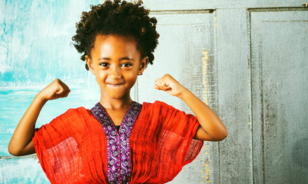 How to Raise Confident Girls With Self-Compassion