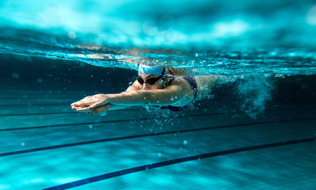 Swimming is a Shortcut to a Sensational Body