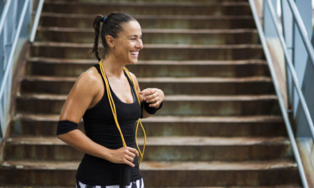 High-Intensity Interval Training Is Tough But Gets Results