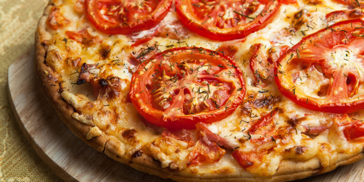 Try Grilled Pizza This Weekend