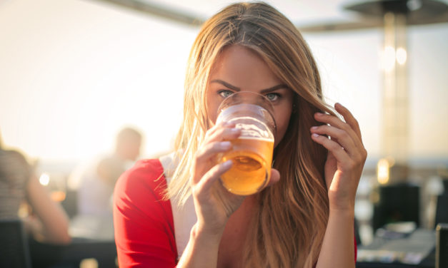 Alcohol Can Quietly Pack on the Calories. Here's Where to Draw the Line