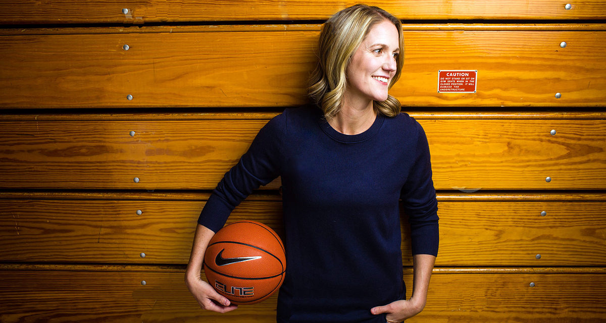 Podcast: Courtney Banghart - On The Other Side Of Adversity Is Growth