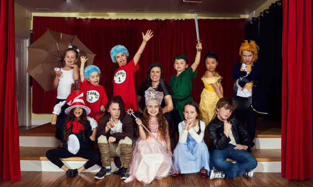 Aviva Meyrowitz Inspires Young People Through Acting