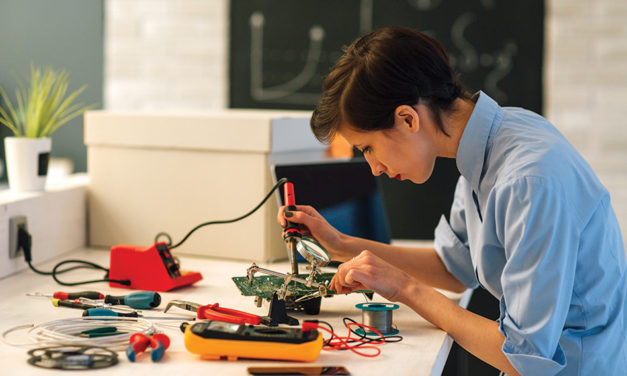How Can Women Gain Ground in STEM?