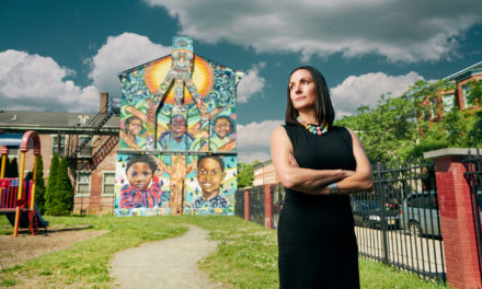 Re-energizing Trenton is a Big Job, But Julia Taylor is Up to It