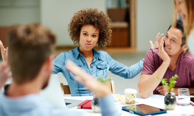 How to Aspire, Thrive, and Succeed in the Workplace