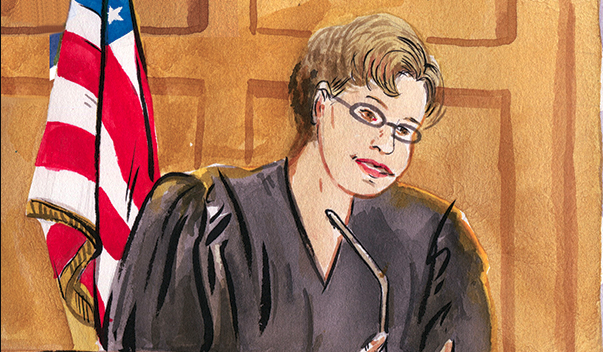 How Carmen M. Garcia Overcame Adversity to Become Chief Judge