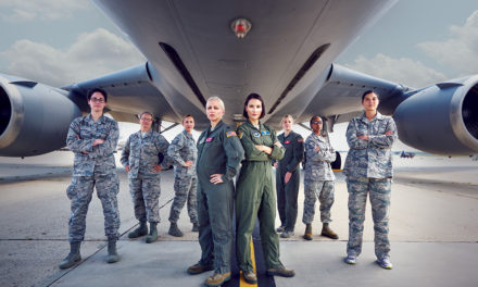 Female Air Force Commanders Are Shaking Up the Status Quo