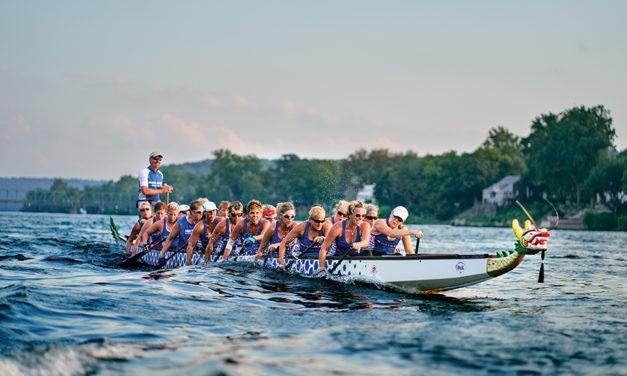 Inside The Championship Season Of Bucks County Dragon Boat