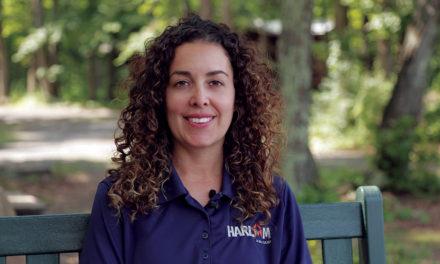 Lisa David is Making Camp Count
