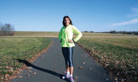 Judy Wexler Is Leading the Charge for Kid's Running