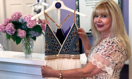 How Linda Martin Made Her Fashion Dreams Come True