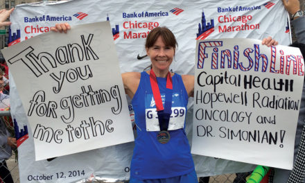 After Life-Threatening Rectal Cancer, Eileen Mannix is Supporting Others