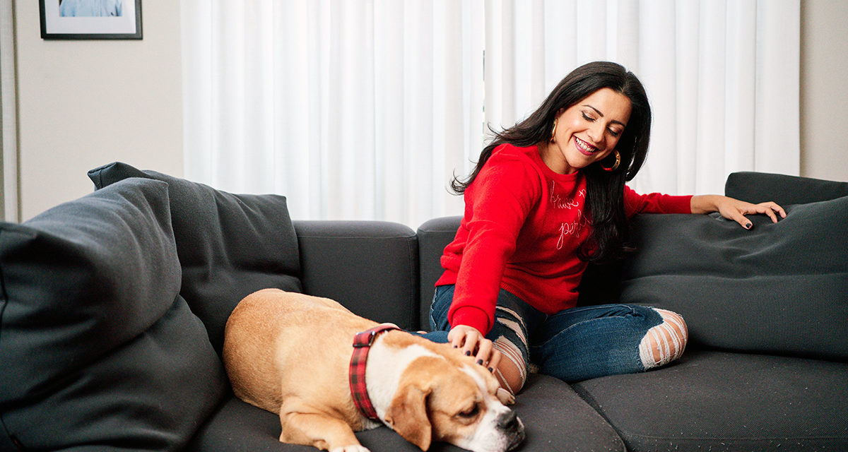 Reshma Saujani is Daring Girls to Be Brave