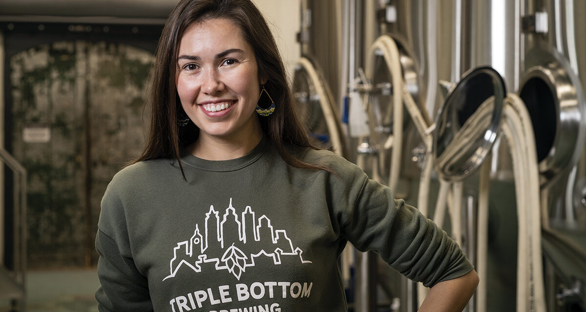Tess Hart Wants Her Brewery to Help Us Find Common Ground