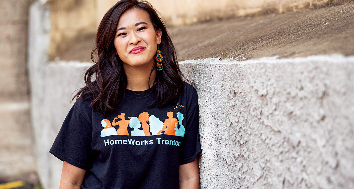 Natalie Tung's HomeWorks is Giving Opportunities to Girls in Trenton