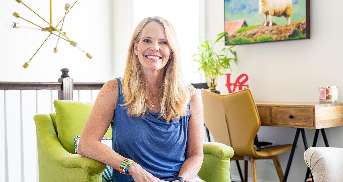 How Her Daughter's Stroke Changed Leslie Gudel Forever
